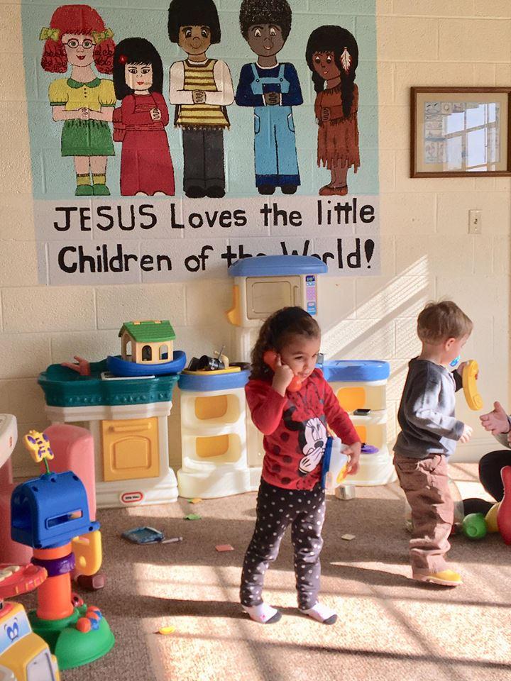 Nursery Kids
