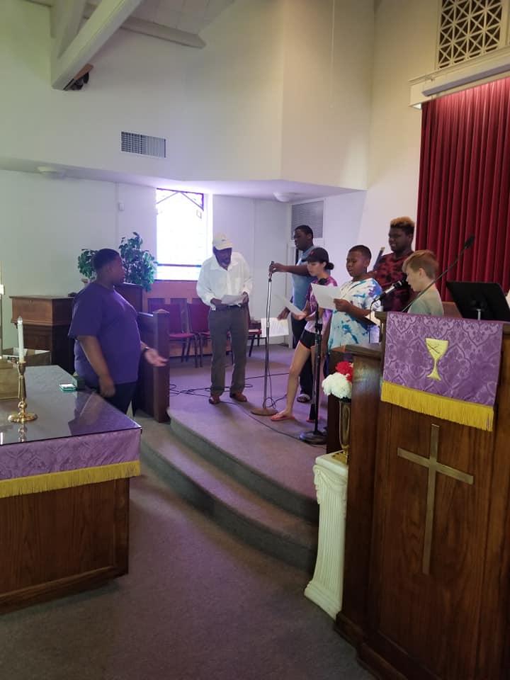 Youth Singing