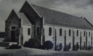 Old Photo of Bethany Christian Church, Roanoke, Virginia